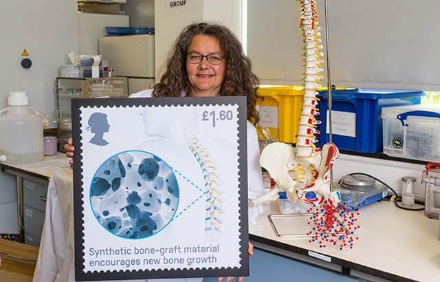 Synthetic bone graft research gets stamp of approval