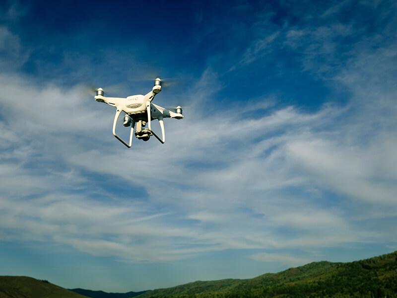 High Quality Drone Audio Capture